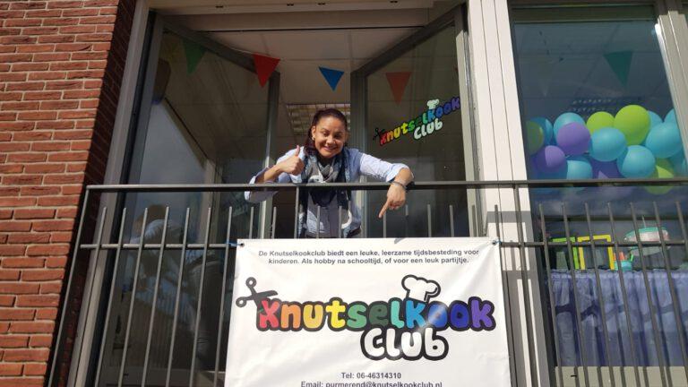 Knutselkookclub franchise vestiging in Purmerend